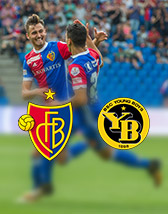 FC Basel - BSC Young Boys